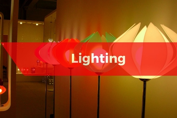 Lighting Plexiglass