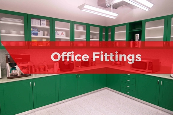 Office Fittings Plexiglass