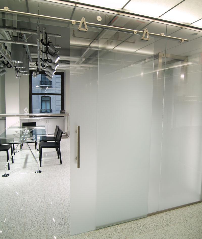 ufficio plexiglass