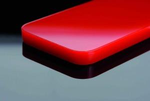 Lastra Plexiglass Rossa
