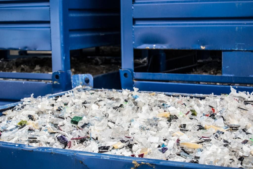 Materiale riciclato