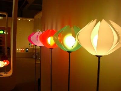 Lampade a Fiore