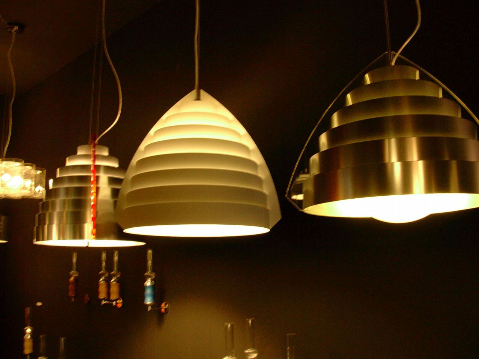 Lampada in Plexiglass
