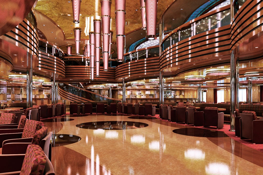 Costa Diadema Grand Bar