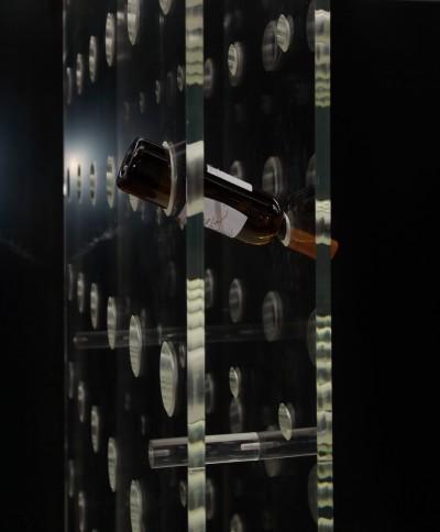 Porta Bottiglie in Plexiglass